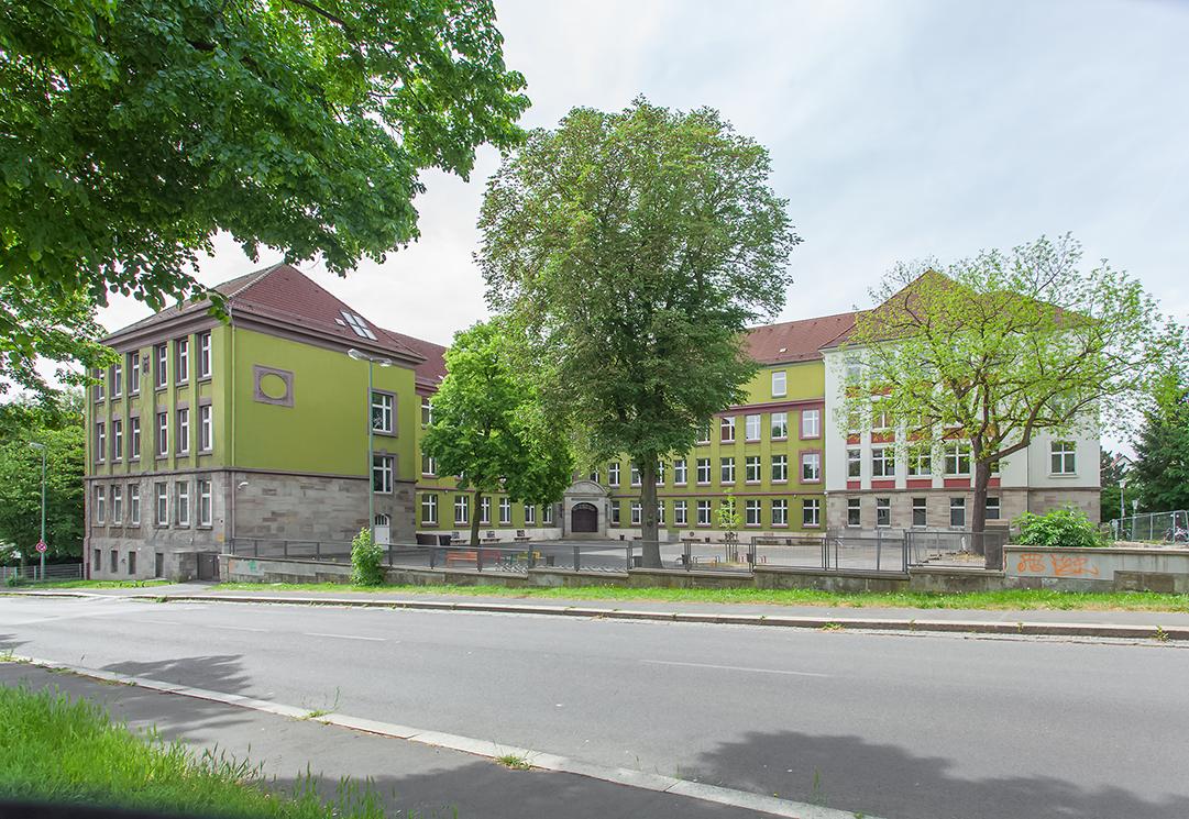 Goethe Gymnasium Lwl