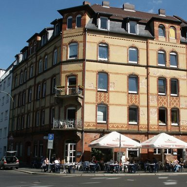 Cafe Hurricane in der Nordstadt